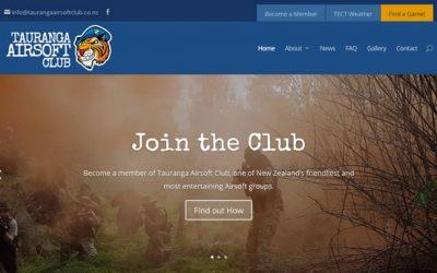 All New TAC Website